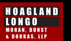 Hoagland, Longo, Moran, Dunst & Doukas