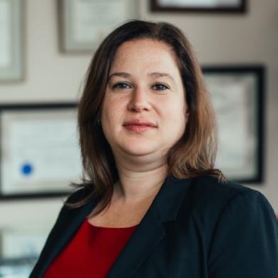 Photo of Jacqueline M. Kuhn